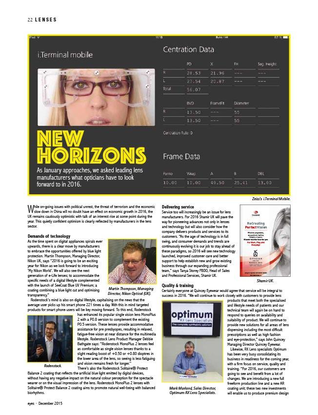 Eyes Magazine Dec 2015