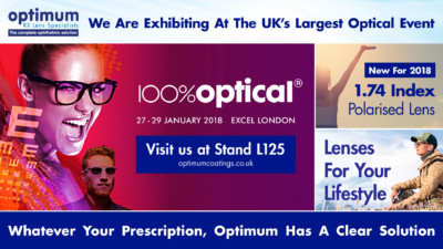 Optimum at 100% Optical 2018