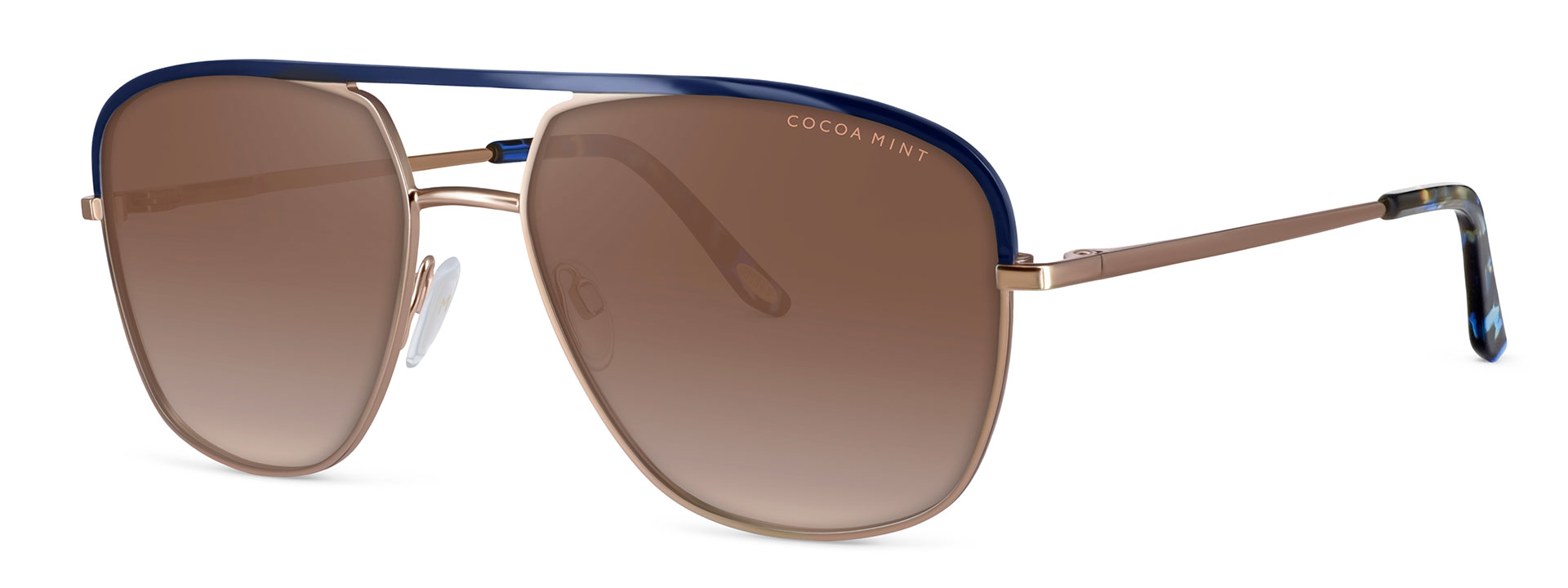 CMS2561 C1 Navy Rose Gold