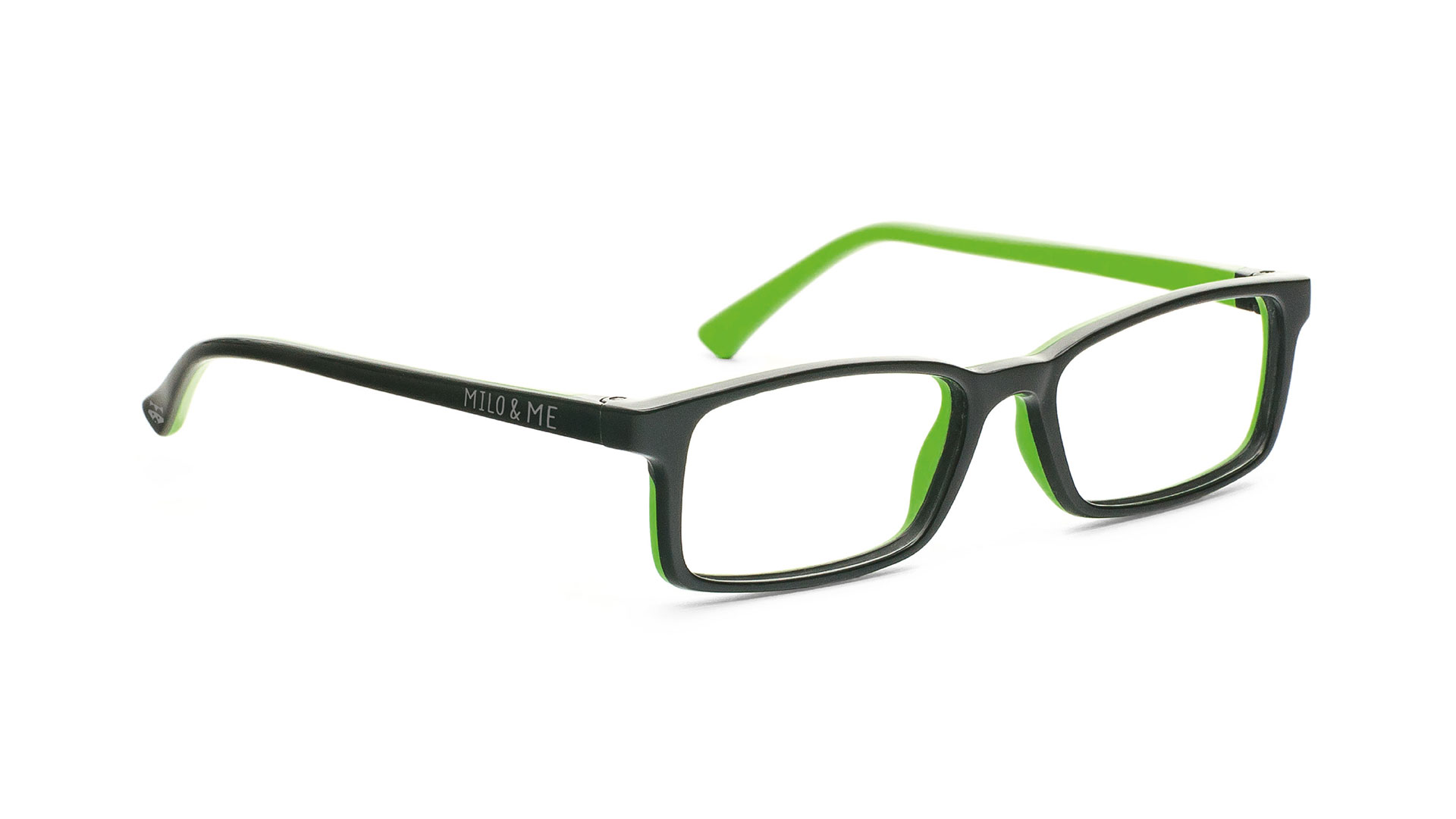 BlackApple Green H85020-12 - Milo & Me Eyewear - Optimum RX Lens Specialists