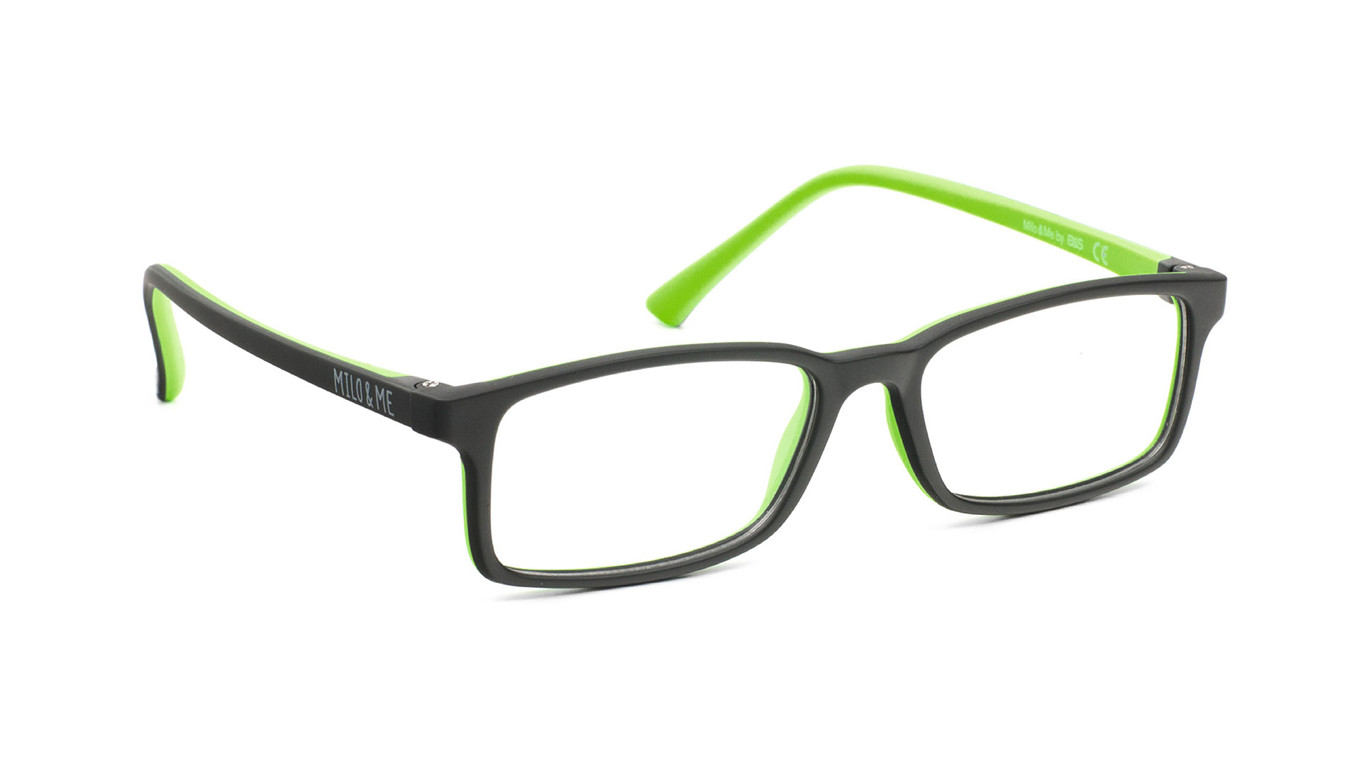 BlackApple Green H85021-12 - Milo & Me Eyewear - Optimum RX Lens Specialists