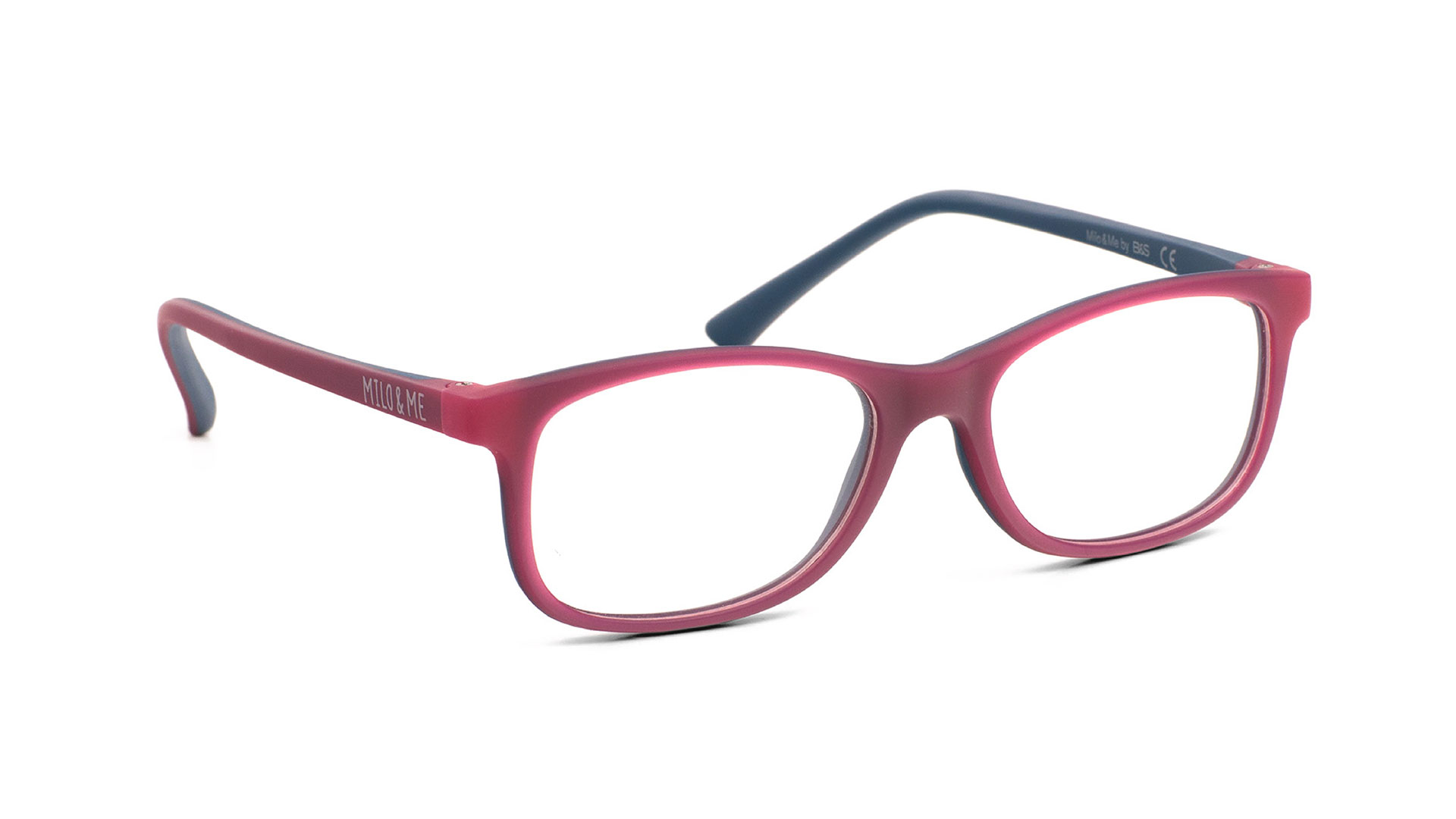 Blackberry Dark Blue H85040-25 - Milo & Me Eyewear - Optimum RX Lens Specialists
