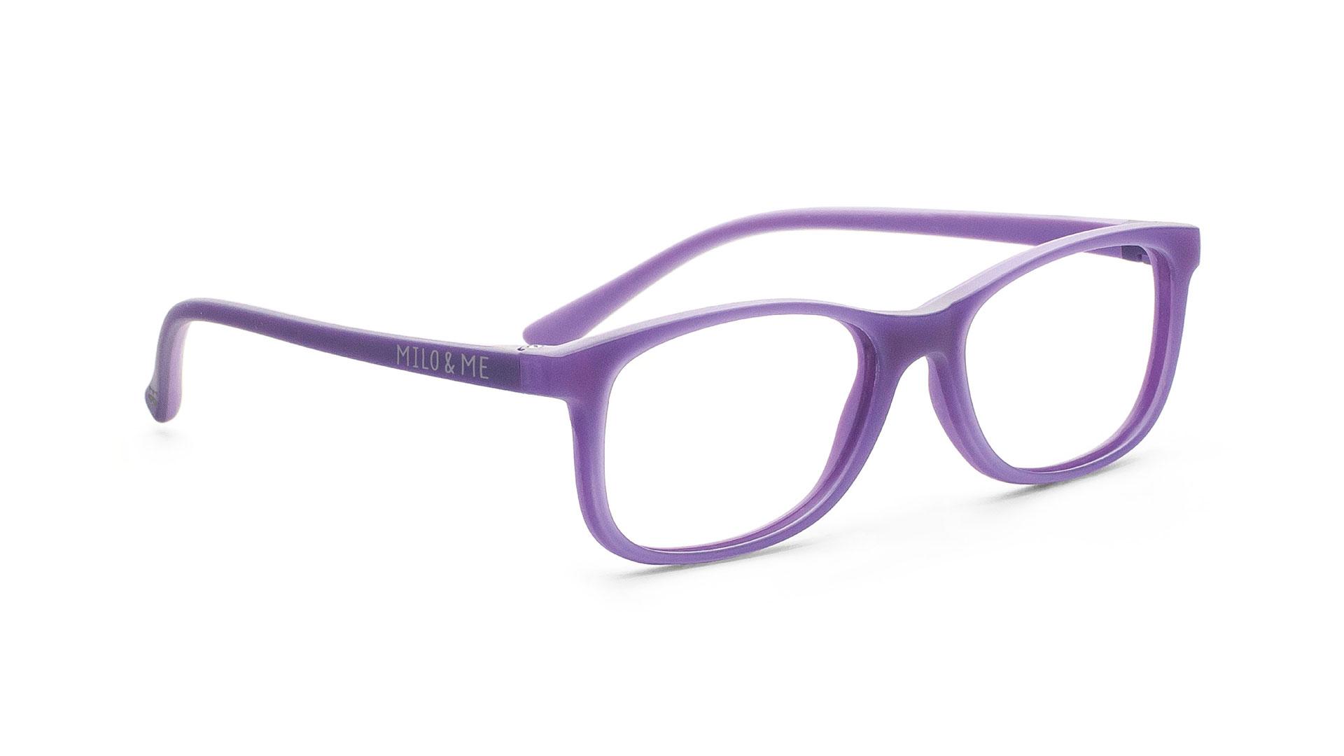 Dark Lilac Light Lilac H85040-07 - Milo & Me Eyewear - Optimum RX Lens Specialists