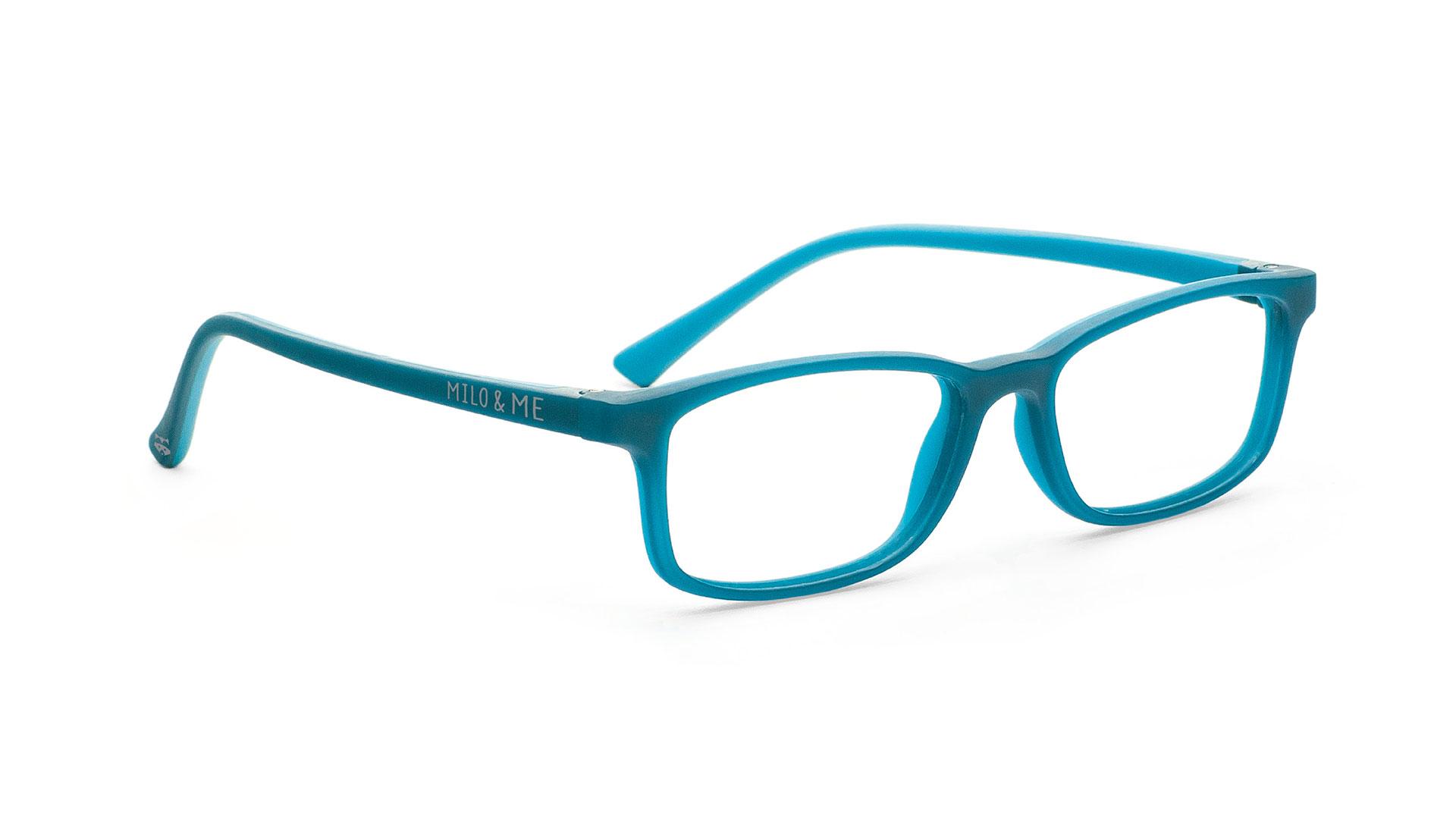 Dark Turquoise Turquoise H85031-05 - Milo & Me Eyewear - Optimum RX Lens Specialists