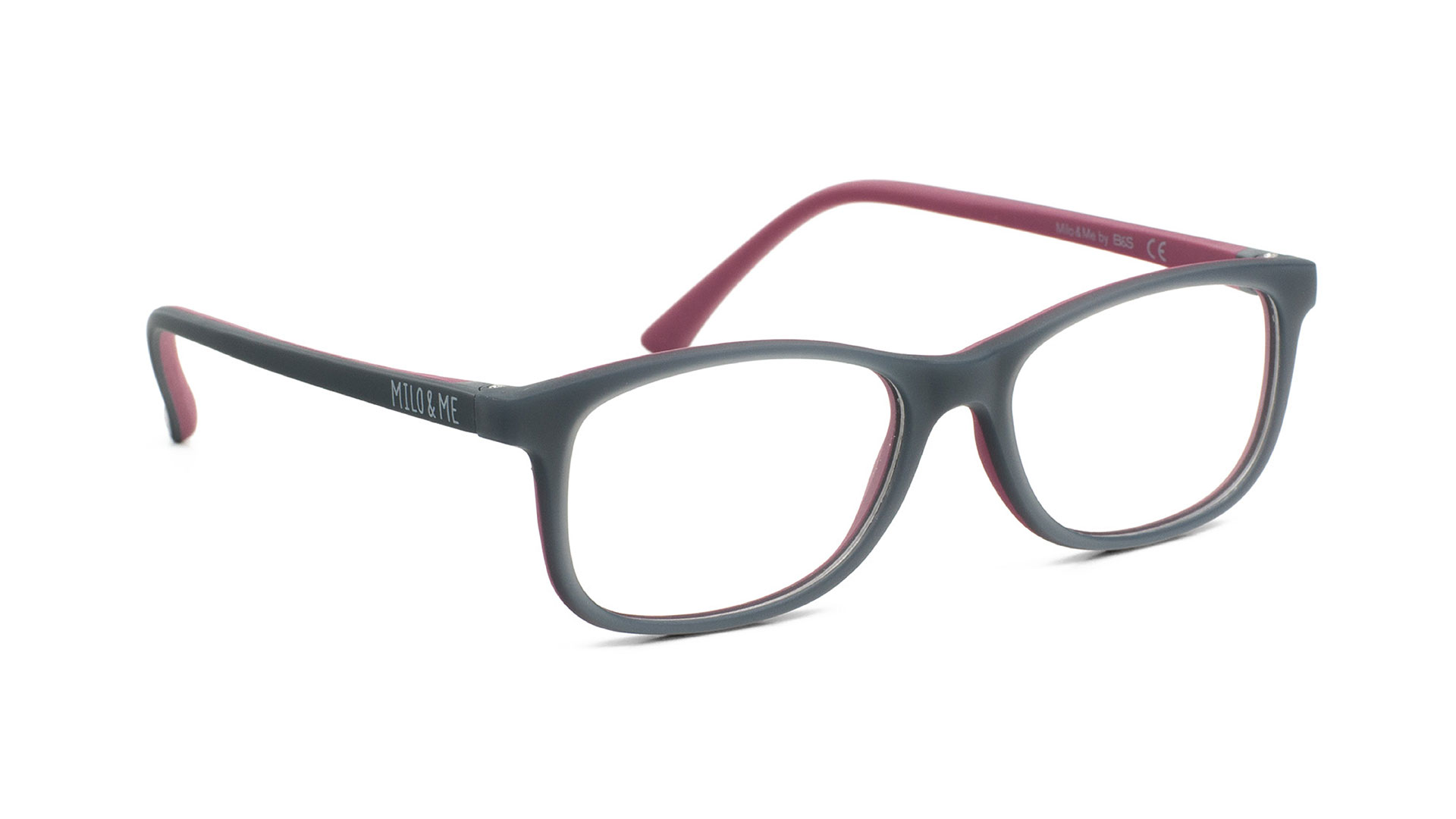 Grey Blackberry H85041-22 - Milo & Me Eyewear - Optimum RX Lens Specialists