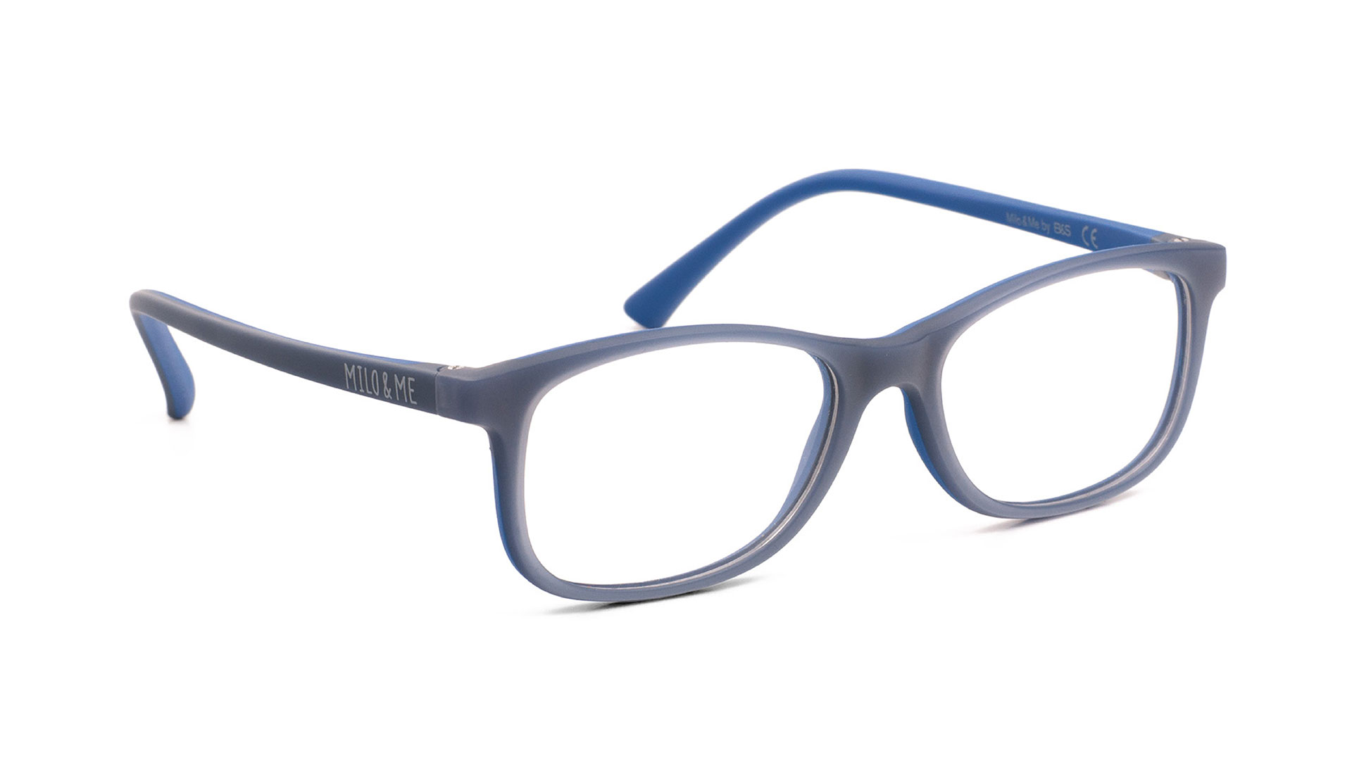 Grey Blue Blue H85040-20 - Milo & Me Eyewear - Optimum RX Lens Specialists