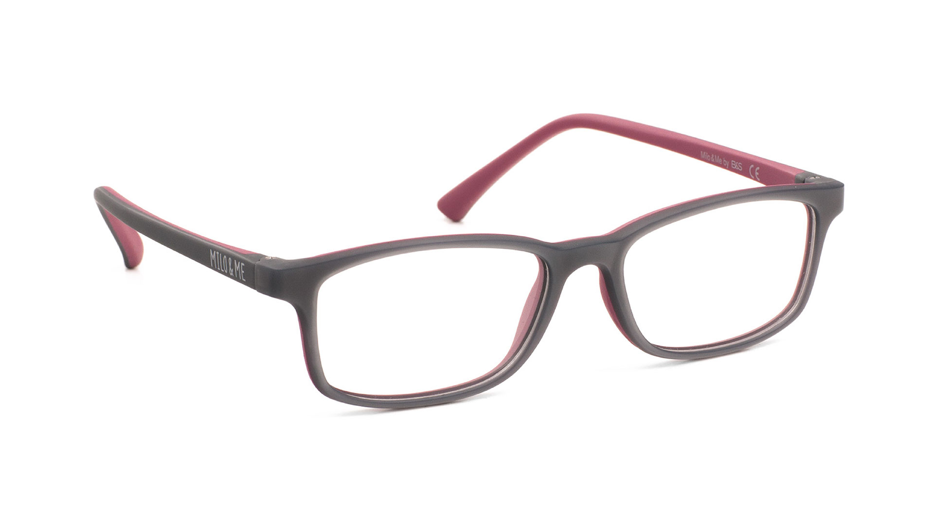 Grey Blackberry H85031-22 - Milo & Me Eyewear - Optimum RX Lens Specialists