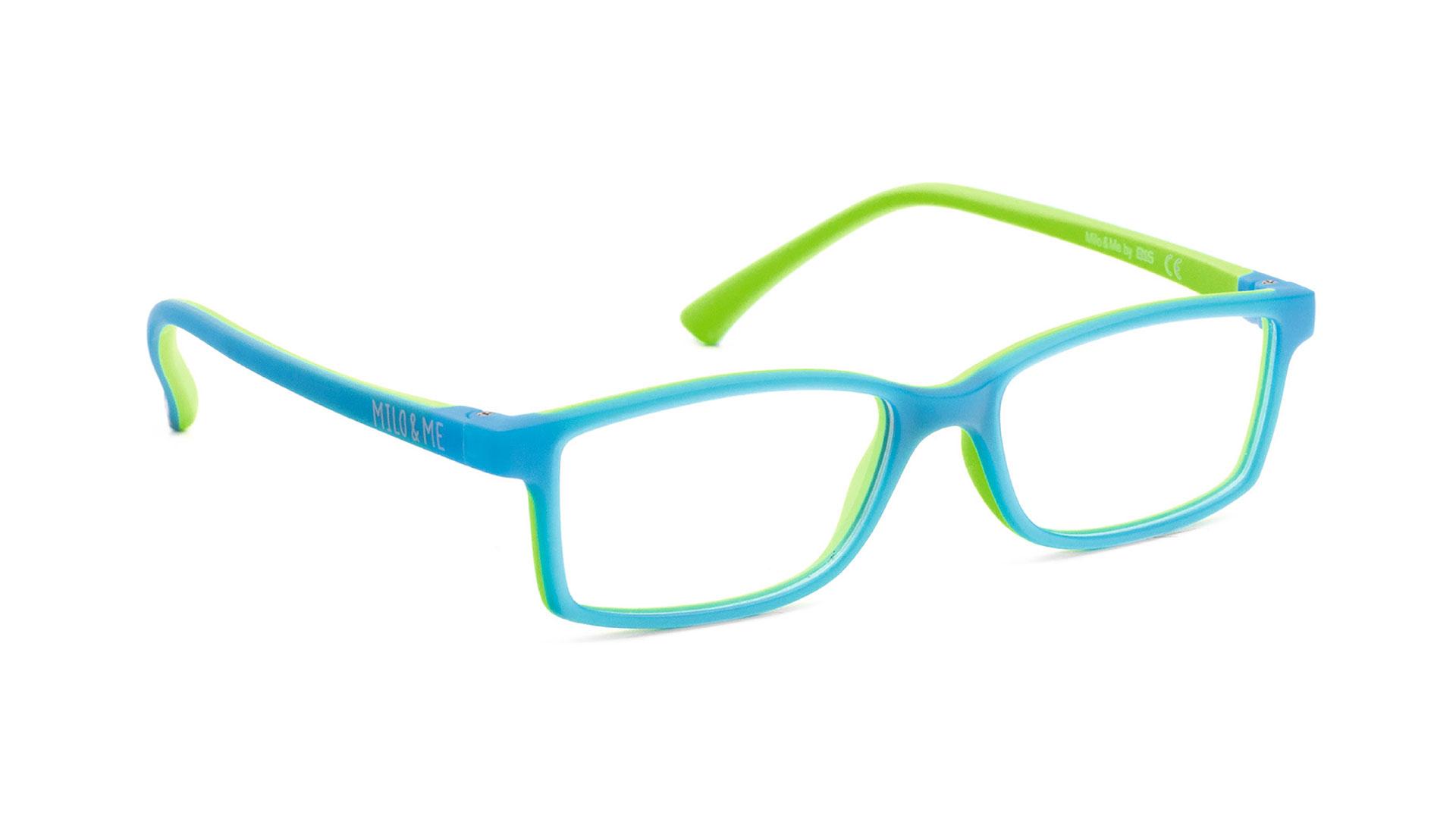 Light Blue-Apple Green H85010-26 - Milo & Me Eyewear - Optimum RX Lens Specialists