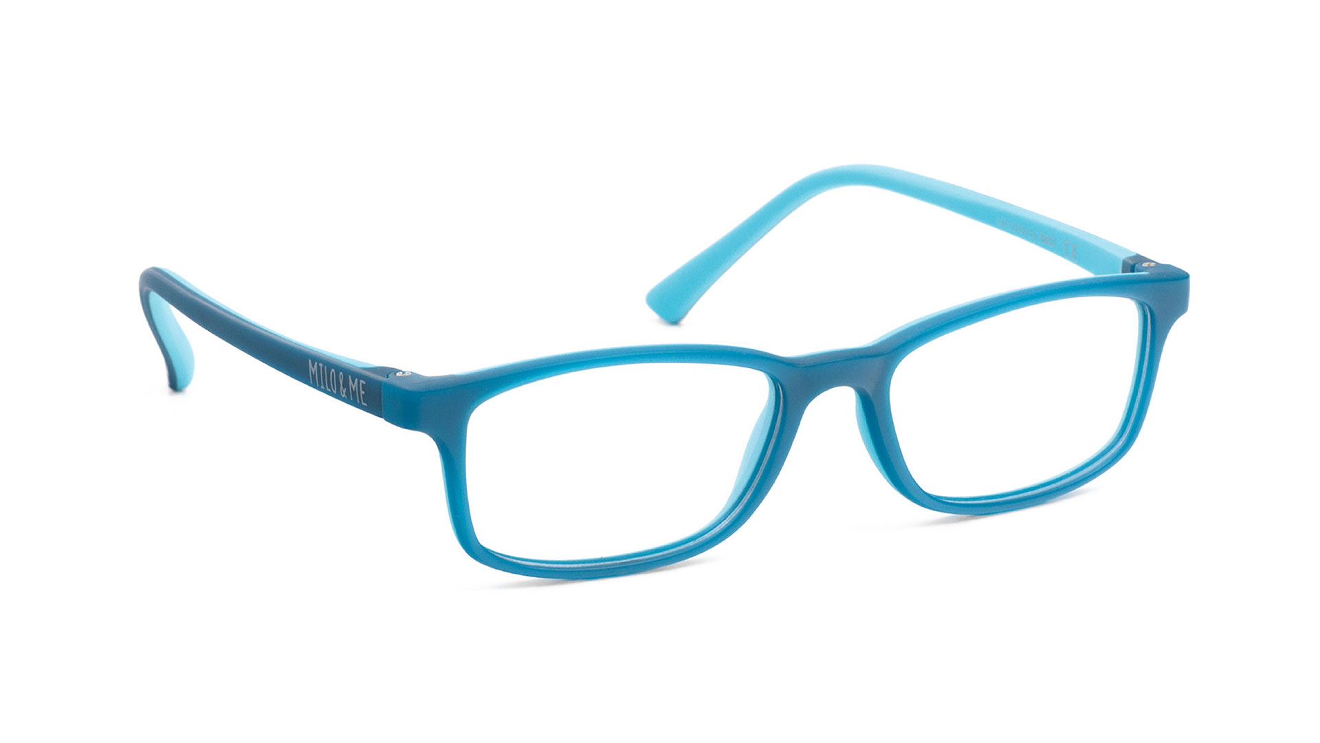 Turquoise Light Turquoise H85030-04 - Milo & Me Eyewear - Optimum RX Lens Specialists