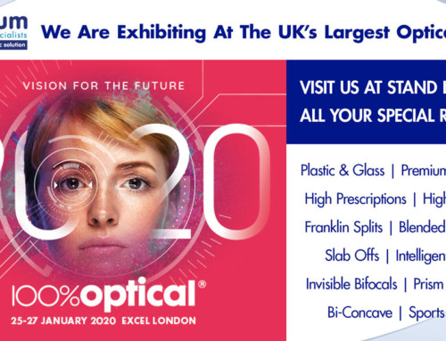 Visit Optimum at 100% Optical – Stand L340