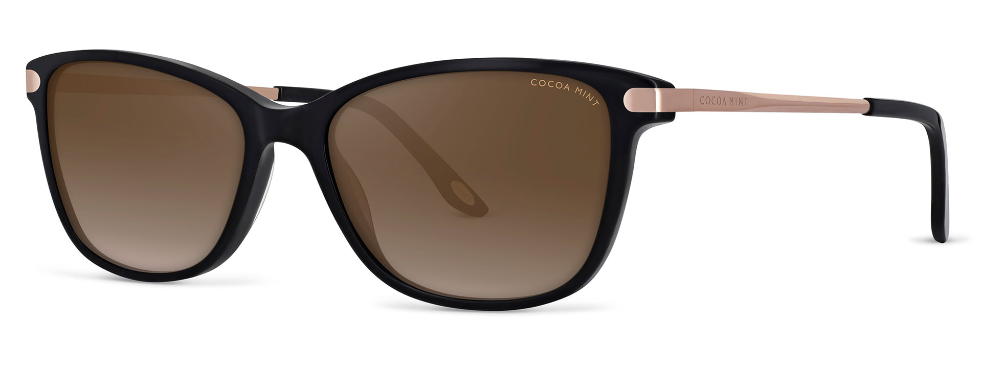 Cocoa Mint Sun Glasses - Black - CMS2059-C1