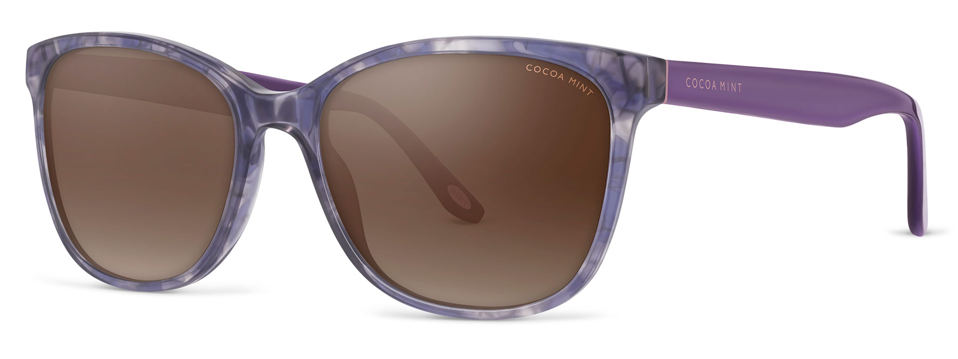 Cocoa Mint Sun Glasses - Lilac - CMS2064-C1