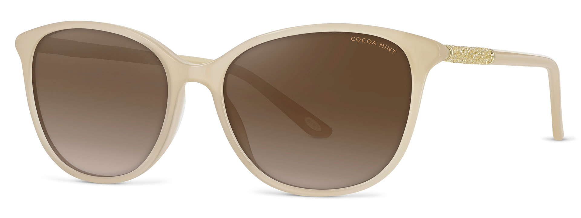 Cocoa Mint Sun Glasses - Nude - CMS2067-C1