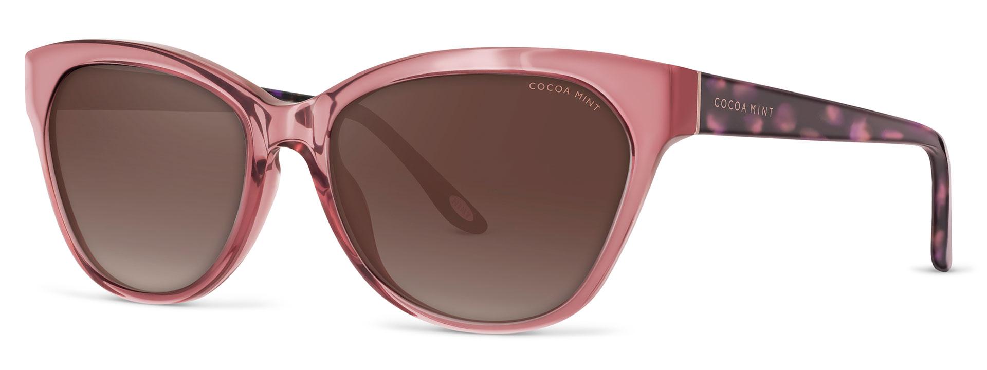 Cocoa Mint Sun Glasses - Pink - CMS2065-C1