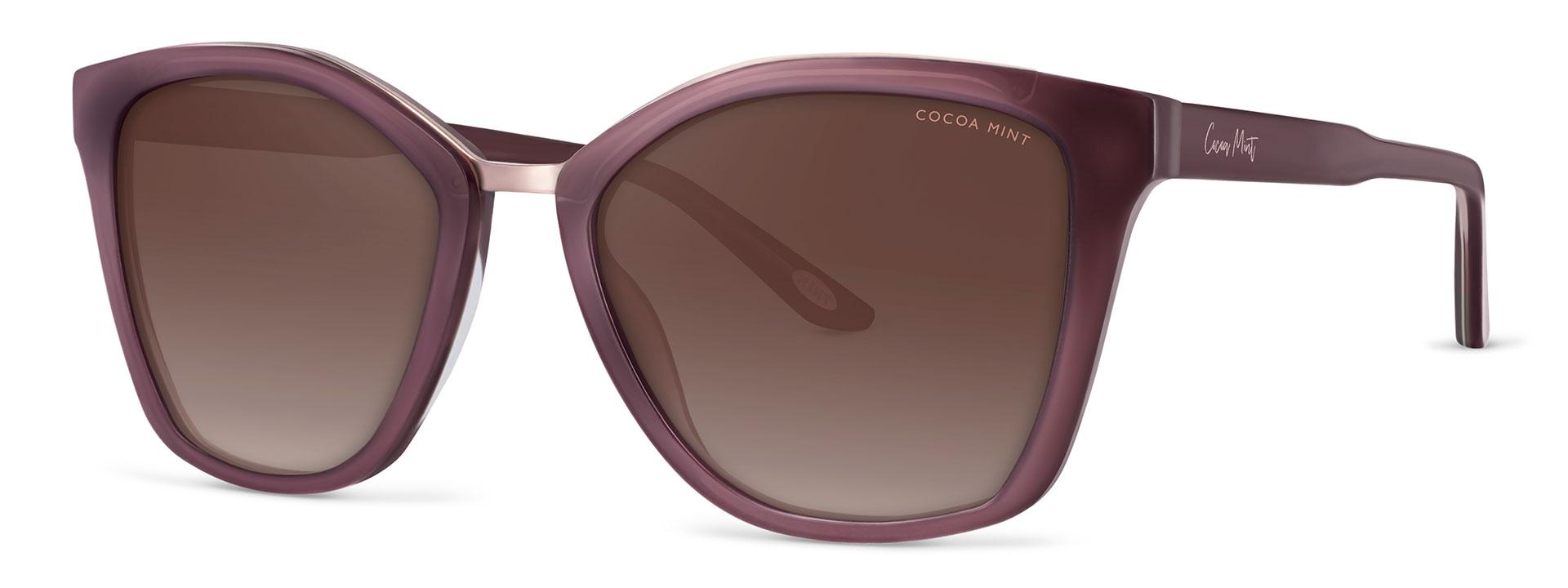 Cocoa Mint Sun Glasses - Taupe - CMS2072-C1