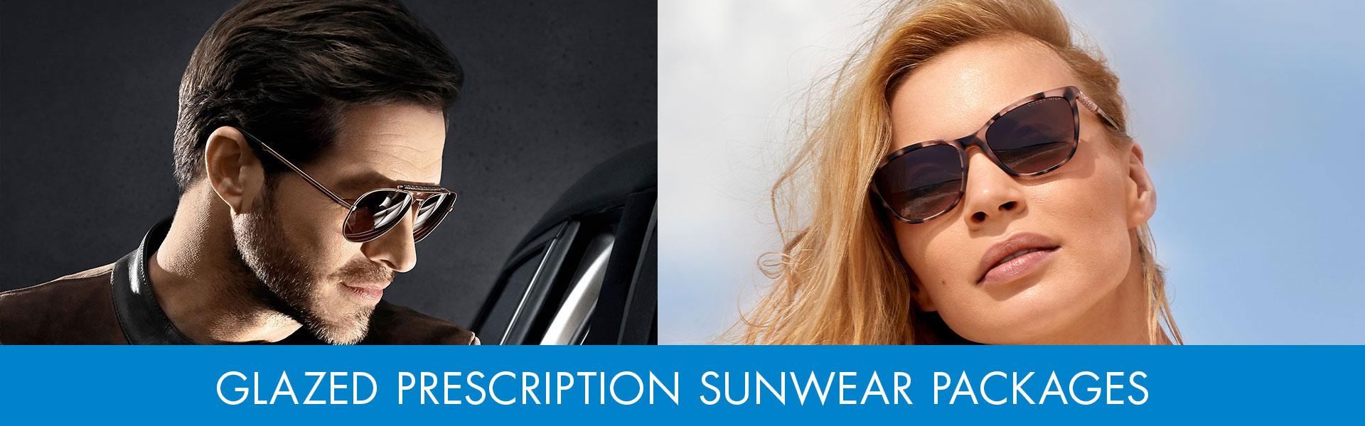 Prescription Sunwear Packages 2020 - Optimum RX Lens Specialists
